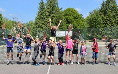 2019 Kings Hill Community Tennis Club Junior Club Championships