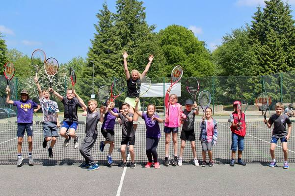 2019 Kings Hill Community Tennis Club Junior Club Championships