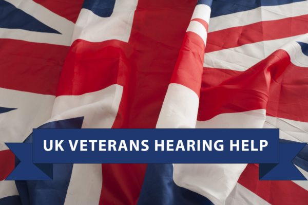 Kent Hearing joins forces with UK Veterans Hearing Help.